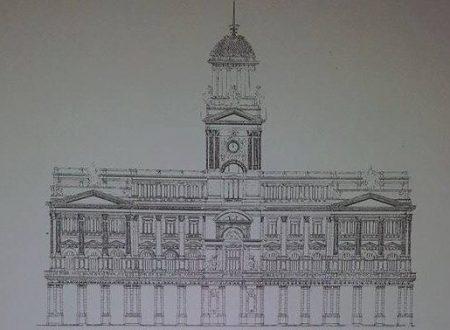 Progetti alternativi per la costruzione del municipio di Cagliari: come poteva essere