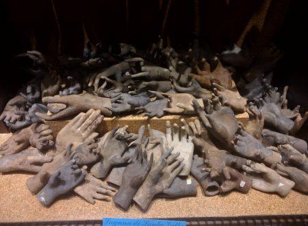 Cosa vedere a Cagliari: le mani ritrovate a Santa Gilla